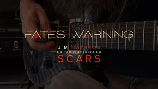 Fates Warning – Scars (GUITAR PLAYTHROUGH)