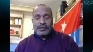 West Papua independence must happen for the people - Benny Wenda
