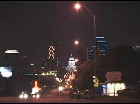 Congress Ave - Austin Texas 2001