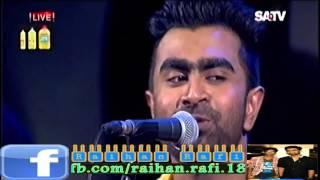 Shokhi Bhalobasha Kare Koy lyric sajib hosen By Imran HD 1280x720