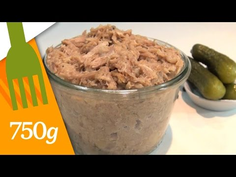 recette-des-rillettes-de-porc-maison---750g