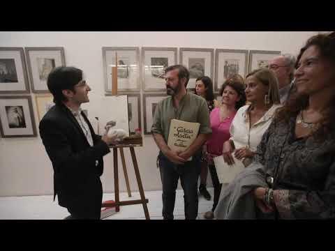Da Silva homenaxea a Castelao e Bóveda cun acto no Museo