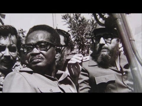 The Untold Story of Cuba's Support for African Independence Movements Under Fidel Castro