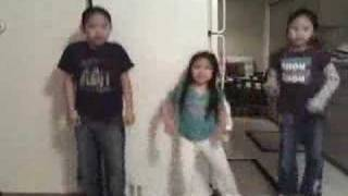 Cha-Cha Slide Chamorro Kids age 4, 6, 7 music video. So Cute