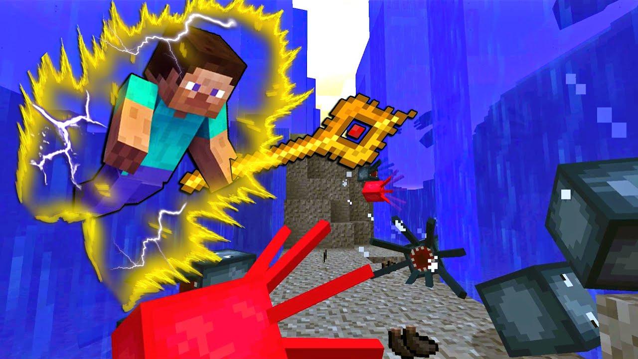 I Got Most Powerful MAGIC STICK In Minecraft - I am Khaleel