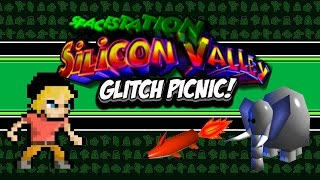 Space Station Silicon Valley Glitch Picnic | SSSV Glitches (N64) | MikeyTaylorGaming