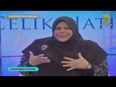 permintaan terakhir sharifah aini bersama prof muhaya