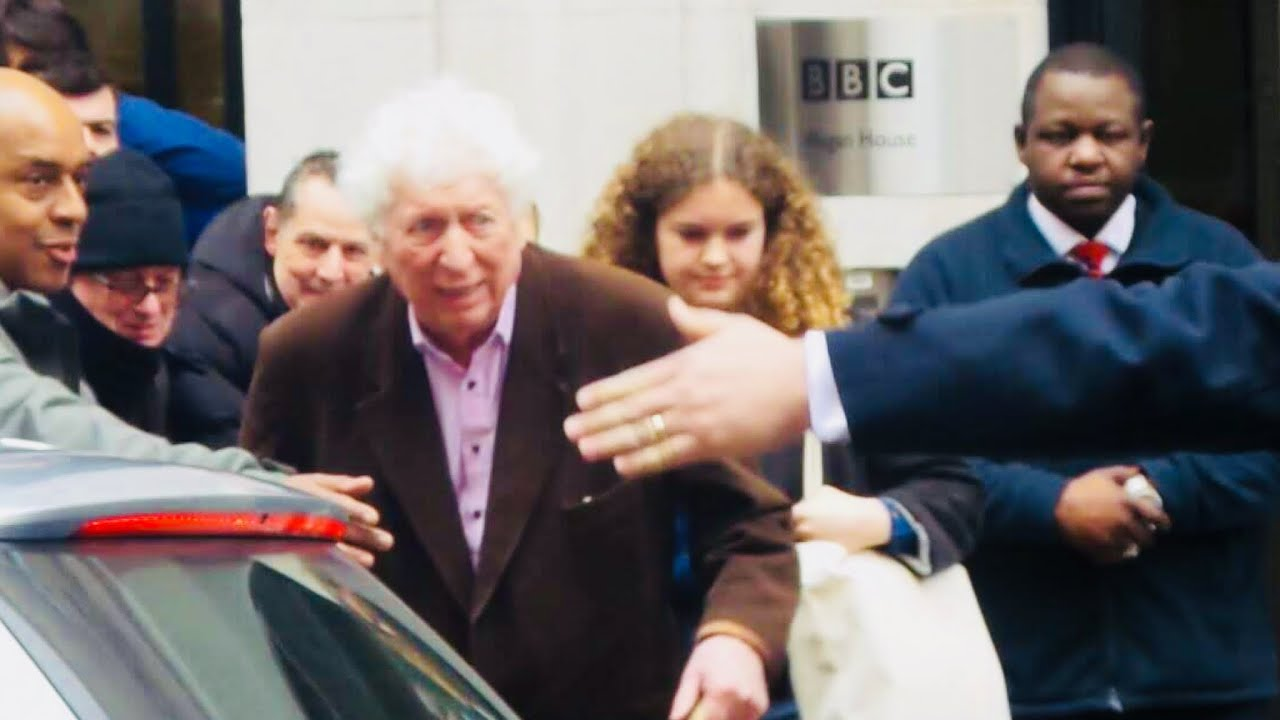 fee62cb17 Tom Baker in London 26 01 2019 (2) - YouTube