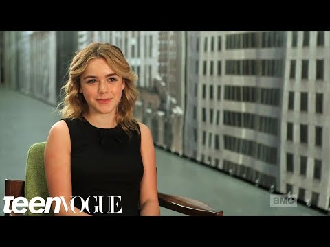 Exclusive! Kiernan Shipka Shares Her All-Time Fave 'Mad Men' Scene