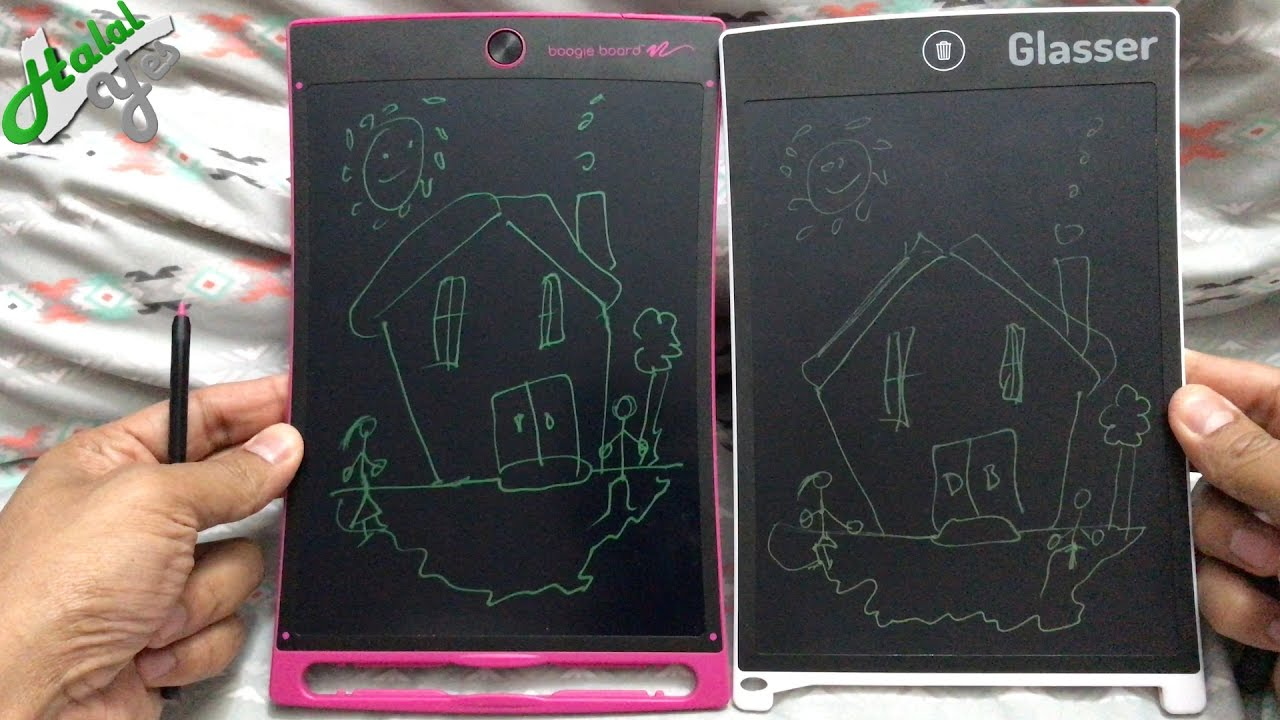 boogie board writing tablet reviews Buy the tablet here - buy the tablet sleeve here - this is my full review of the boogie board which is an lcd w.