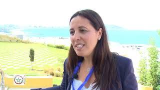 Nabia MOKEHLI Dentiste marocaine vivant en Allemagne.