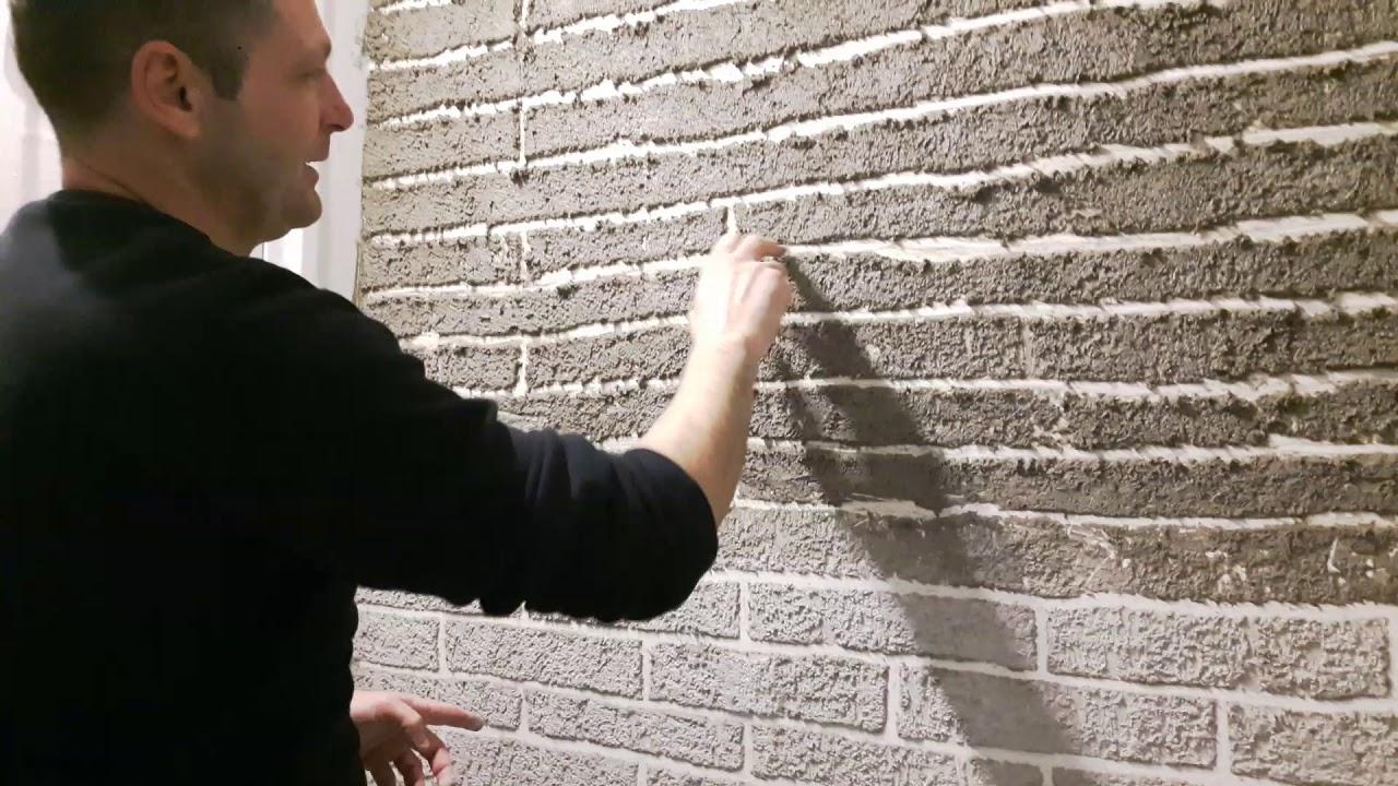 Mur Effet Brique