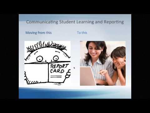 Student Reporting Webinar