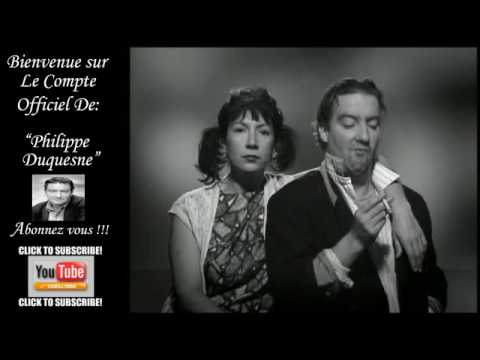 Gainsbourg et Brigitte Bardot Bonnie and Clyde by Philippe Duquesnede YouTube · Durée :  2 minutes 45 secondes