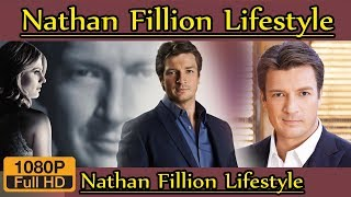 Nathan Fillion Biography ❤ life story ❤ lifestyle ❤ wife ❤ family ❤ house ❤ age ❤ net worth,