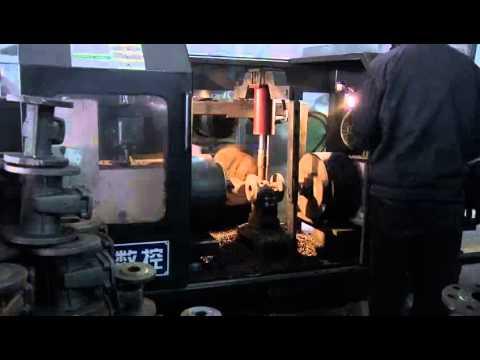 cnc machine for machining valve body:HUA DIAN MACHINERY