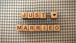 Repeat youtube video 結婚式無料素材 コマ撮りアルファベットブロック Wooden Alphabet Blocks