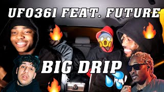 "Ufo361 feat. Future - ""Big Drip"" German Reaction 🇩🇪 🔥"