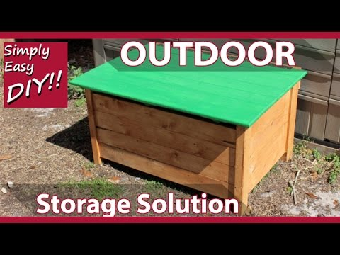DIY Outdoor Storage Chest - KID SAFE<a href='/yt-w/U1jL3kMYo64/diy-outdoor-storage-chest-kid-safe.html' target='_blank' title='Play' onclick='reloadPage();'>   <span class='button' style='color: #fff'> Watch Video</a></span>