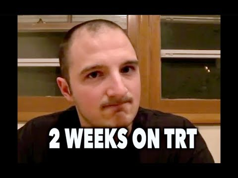 2 WEEKS ON TRT (Testosterone Replacement Therapy)