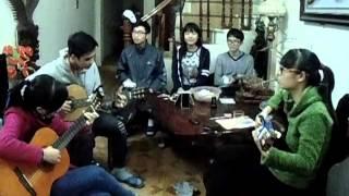 Mãi mãi bên nhau - guitar cover by FS band