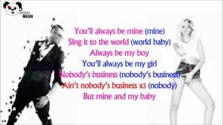 Rihanna ft. Chris Brown - Nobody