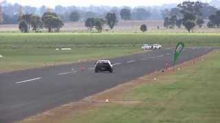 9-second 1000hp GT-R with sequential gearbox destroys runway