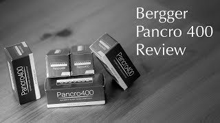Bergger Pancro 400 - The Ultimate Film Review