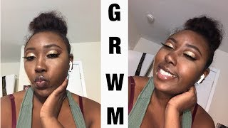 GRWM (to go nowhere)