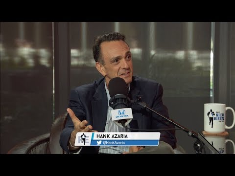"Actor Hank Azaria Talks IFC's ""Brockmire"" & More I Full Interview - 4/16/18"