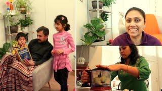 Meri sabse badi kamai - Simple Lunch and Dinner - Ghiye ke Kofte - Indian Mom Vlogger in Canada