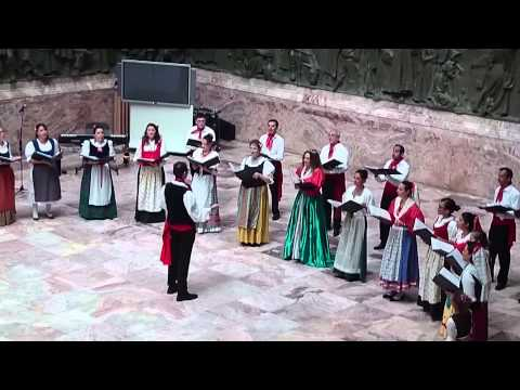 Russian Territories Traditional Singing Performance