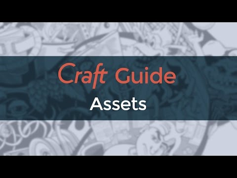 Craft Guide  -  Assets