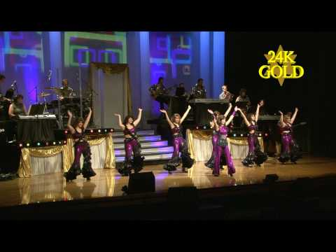 I Will Survive - LIVE Music Show - 24K Gold Music