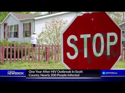 One Year After HIV Outbreak, Scott County Looking Ahead
