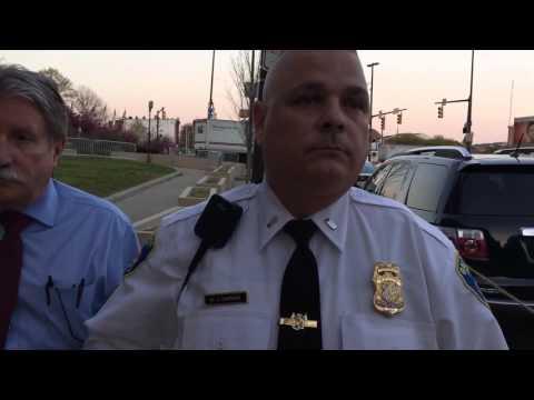 baltimore city police make illegal stop