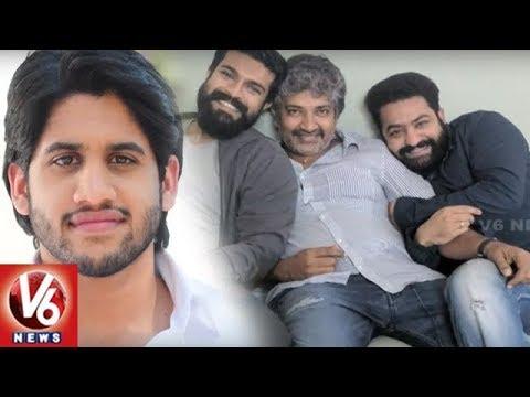 Naga Chaitanya To Remix Nagarjuna Song | NTR-Ram Charan Multistarrer Story | V6 Film News