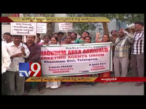 Bids invited for Agri Gold assets auction - TV9
