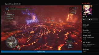 Live PS4 Broadcast [Monster Hunter : World] Weekly Bounty