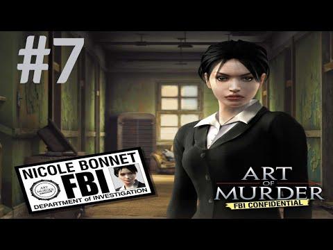 Art of Murder: FBI Confidential Walkthrough part 7 |