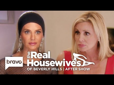 Dorit Kemsley Addresses Camille Grammer's Accusations About PK | RHOBH After Show (S9 Ep20)