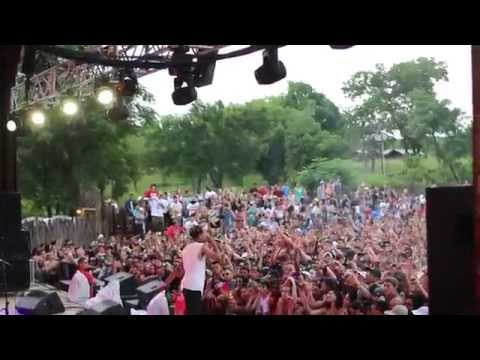 Vic Mensa - Orange Soda LIVE 2015