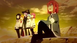 backup makeshift life [Minato - Houkago no Pleiades]
