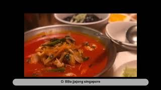 #싱가폴맛집 #싱가폴한식당 #싱가폴중식당 #싱가폴짜장면…