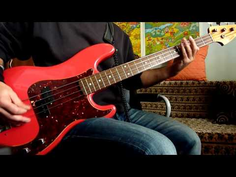 Kings of Leon - Reverend [TABS](bass cover) LIVE🎸