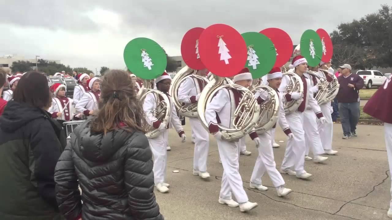 Plano Christmas Parade 2015 - YouTube