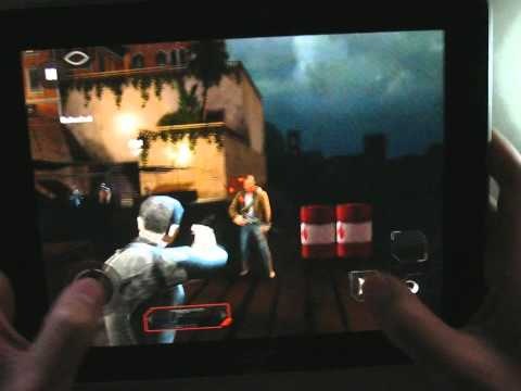 Splinter Cell Conviction HD [iPad Review and Gameplay]