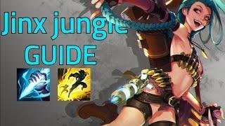 Jinx Jungle Guide - Season 6