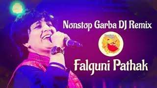 #1 Falguni Pathak Nonstop Garba  DJ Remix  2018  Part 1