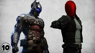 Top 10 Alternate Versions Of Red Hood